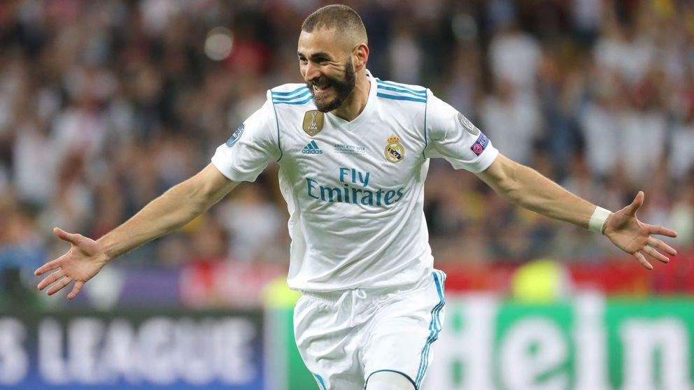 Karim Benzema dejó de ser un 'gato' para convertirse en el pillo que nunca fue