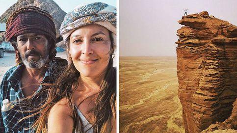 La pandemia me dejó atrapada en el desierto y ahora trabajo en Arabia Saudí