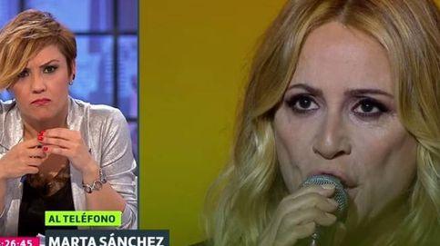 Marta Sánchez se enfada en el programa de Pardo: ¿Qué pregunta es esa?