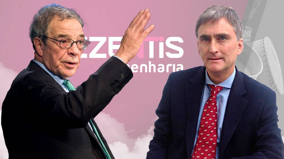 César Alierta y Francisco Paramés irrumpen con fuerza en Ezentis