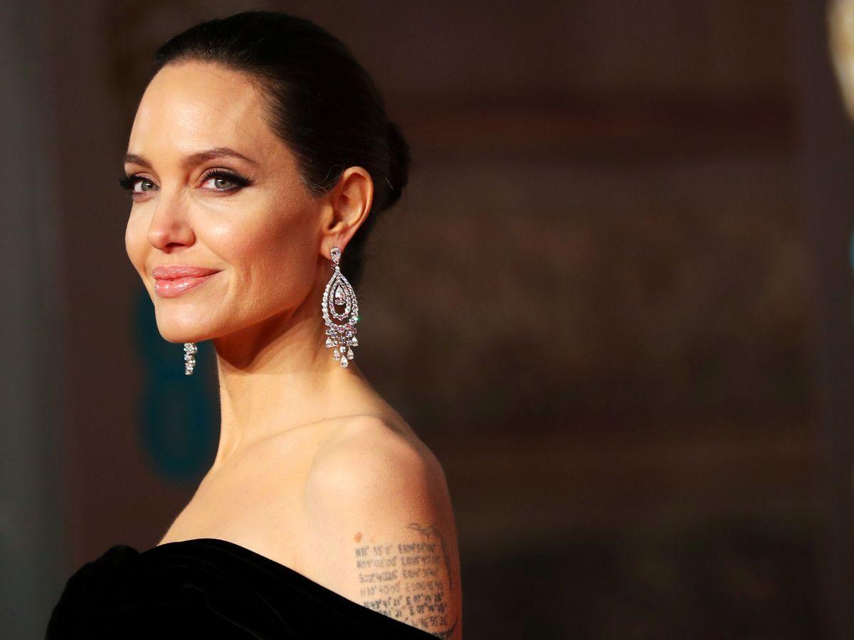 Foto: Angelina Jolie, en una imagen de archivo. (Reuters)