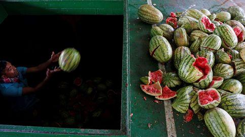 Giacometti en el Museo del Prado y temporada de sandía en Bangladesh: el día en fotos