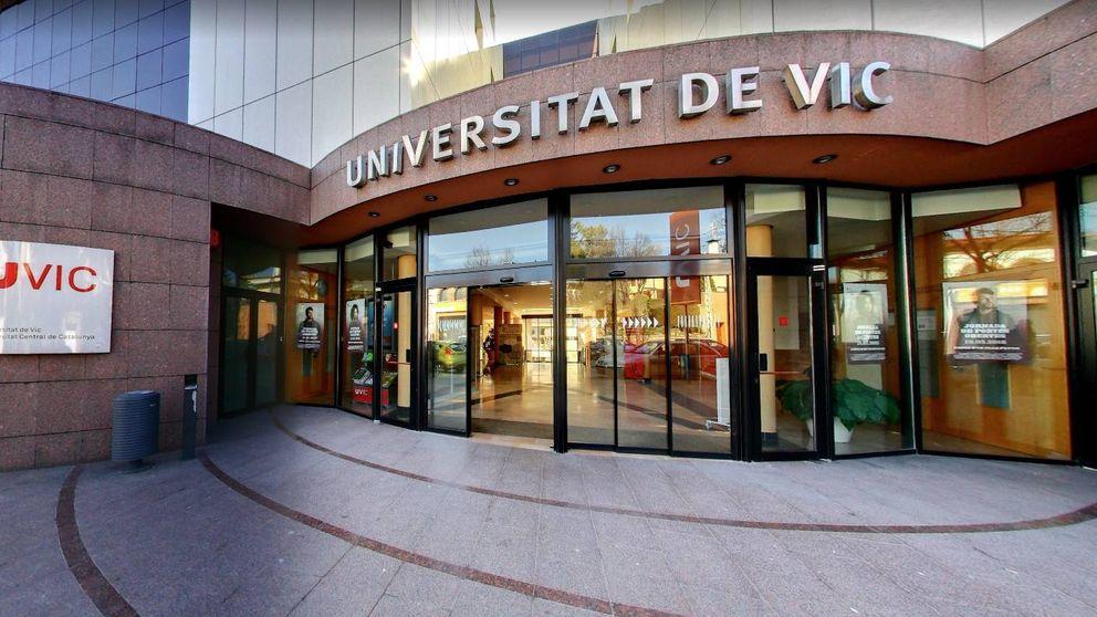La Universitat de Vic donde va Junqueras recibe cada año 8,2 M de la Generalitat