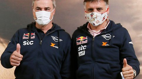 Carlos Sainz, a por su cuarto Dakar: Tuve una llamada que me tranquilizó bastante