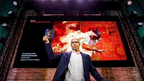 'Venezuela en llamas': la historia del joven venezolano de la mejor foto del año