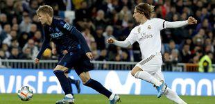 Post de El Real Madrid cumple su palabra con Odegaard, a la espera de jubilar a Modric