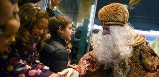 Post de Los Reyes Magos irán casa por casa en Ourense repartiendo caramelos