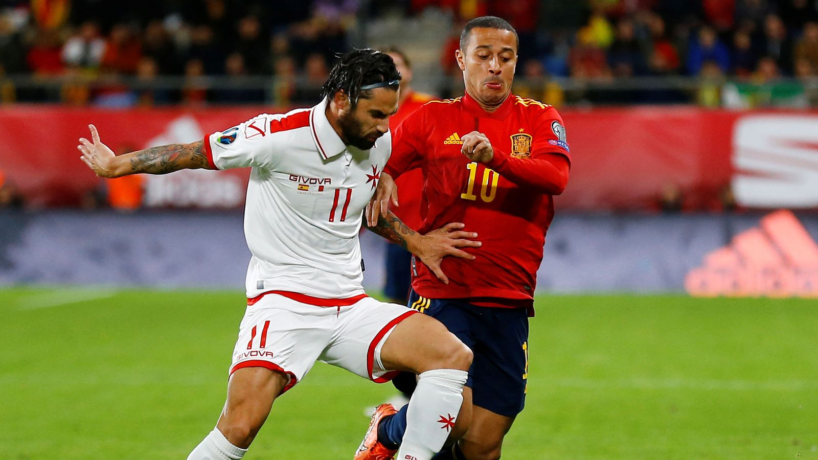 Foto: Euro 2020 qualifier - group f - spain v malta