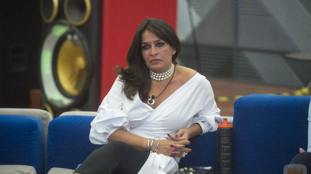 María Patiño pilla a Aída Nízar robando en una tienda de Ibiza
