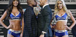 Post de McGregor contra Mayweather: el combate de la extravagancia y el lujo