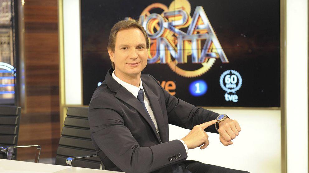 TVE estrena 'Hora punta', la apuesta de Javier Cárdenas para el 'access'