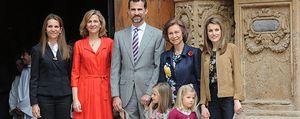 Foto: La invisibilidad veraniega de la Familia Real