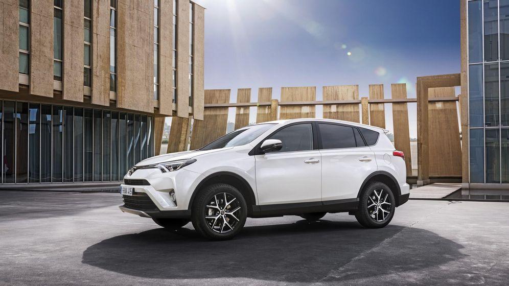 Toyota Toyota Actualiza El Rav4 Su Todocamino De Referencia