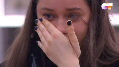 Te vas a arrepentir: Eva llora en 'OT' tras la bronca de Noemí Galera y Manu Guix