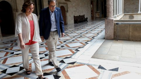 Torra anuncia para otoño un nuevo periodo de confrontación con el Gobierno español