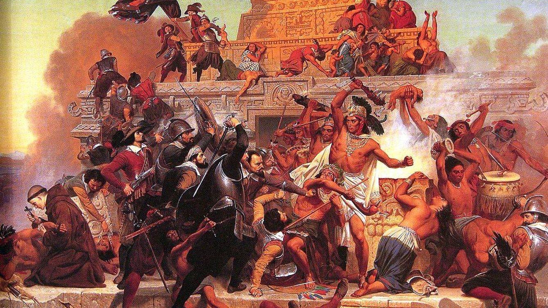 Descubren la bacteria que los españoles llevaron a México y que diezmó a los aztecas