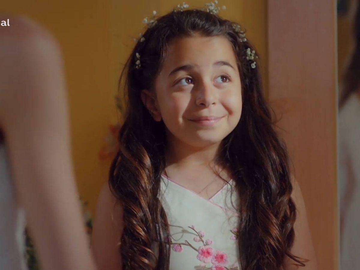 Foto: Beren Gökyıldız (Öykü), protagonista de 'Mi hija'. (Atresmedia)