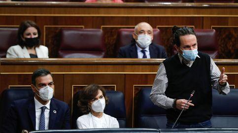Iglesias admite que hay tensiones en el Ejecutivo, pero tiene como regla no criticar en público