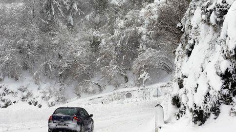 Un nuevo frente trae más frío polar y nevadas: temperaturas por debajo de -15ºC