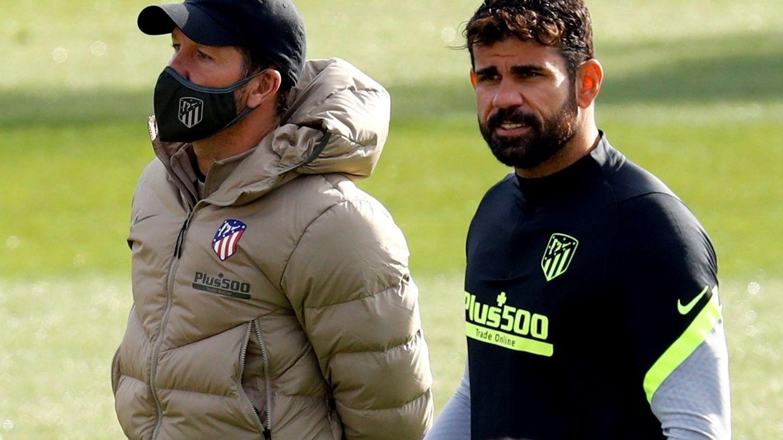 Diego Costa sufre una trombosis venosa profunda en la pierna derecha