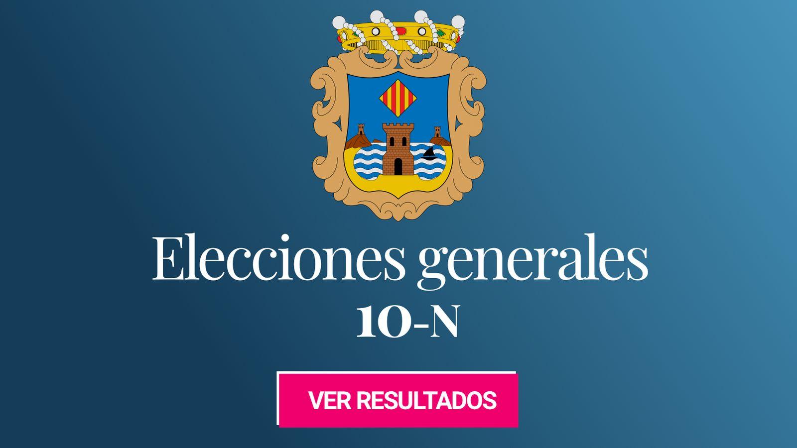 Foto: Elecciones generales 2019 en Benidorm. (C.C./EC)