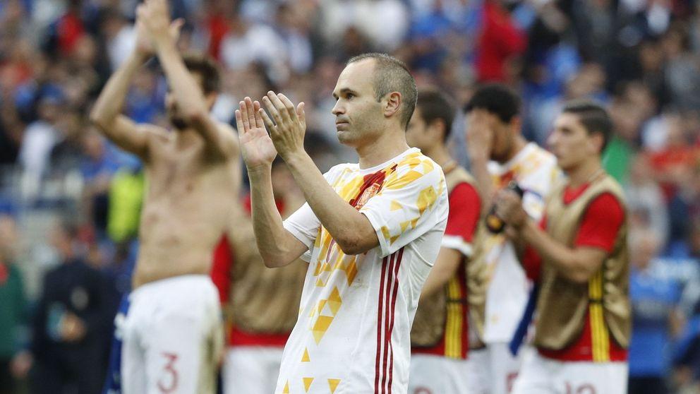 El traspié de España en la Eurocopa reúne a 8,5 millones de espectadores