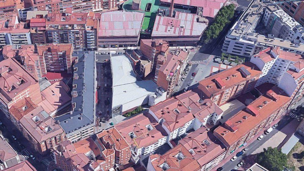 Foto: Inmediaciones del Centro Cívico Bailarín Vicente Escudero. (Google Maps)