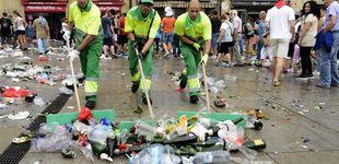 Post de FCC rompe el contrato de limpieza en Vitoria al ser deficitarios los 22,8 millones anuales