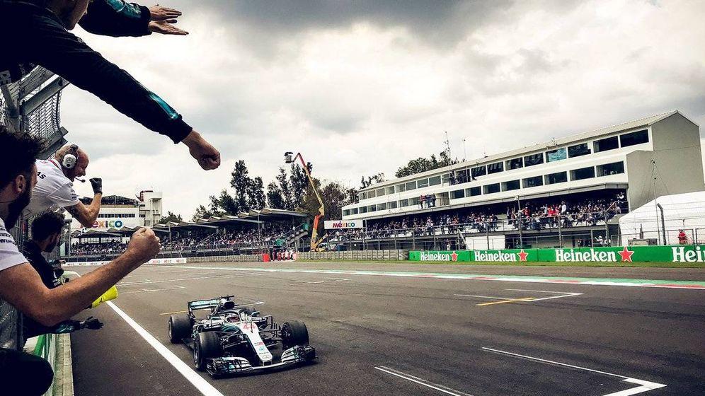 Foto: Las mejores imágenes del GP de México de Fórmula 1