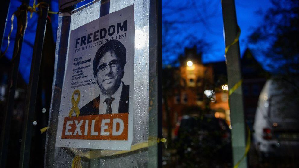Alemania deja en libertad a Puigdemont y descarta el delito de rebelión