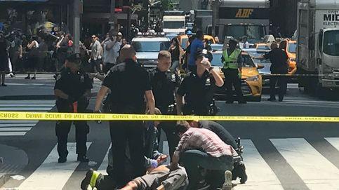 Al menos un muerto y doce heridos tras un atropello en Times Square