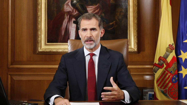 El Constitucional admitirá el recurso del Gobierno en defensa de Felipe VI