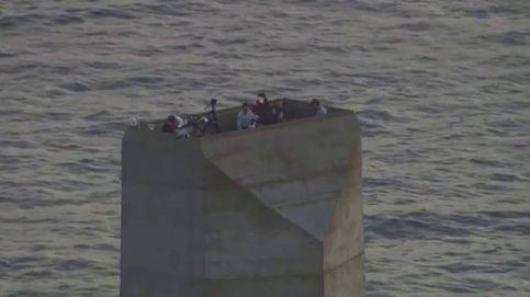 Concierto de Lukas Graham a 203 metros de altura en el puente de Oresund