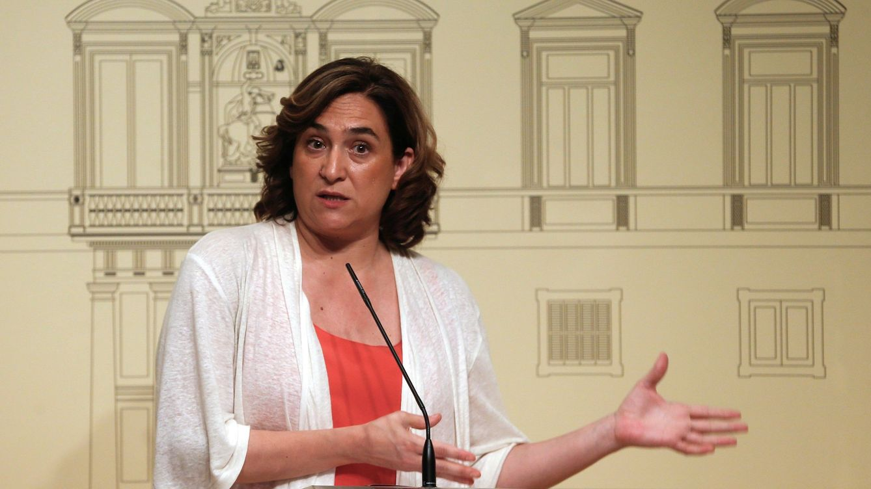 El ayuntamiento de Colau admite que hay una crisis de seguridad en Barcelona