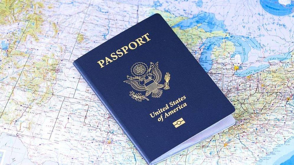 Foto: Pasaporte de Estados Unidos. (Pixibay)