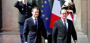 Post de Macron toma posesión como presidente de Francia: