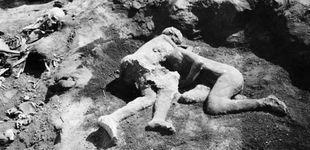 Post de Roma gay: los amantes calcinados de Pompeya eran dos hombres