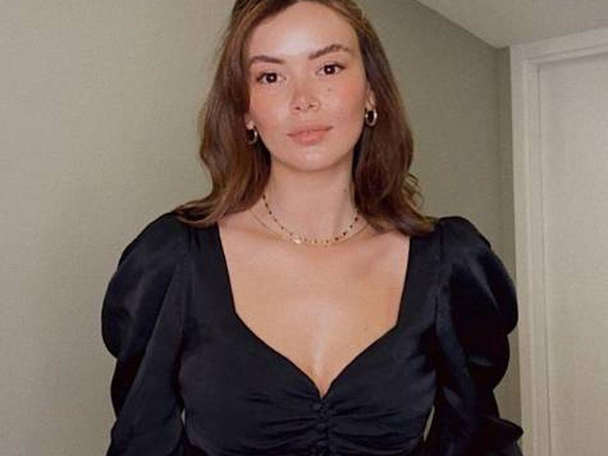 Foto:  La actriz turca Seray Kaya. (IG @seraykaya)