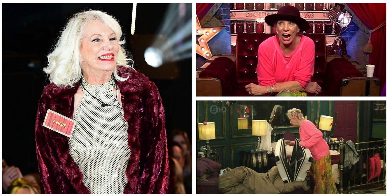 Foto: Angie Bowie deja 'GH VIP'