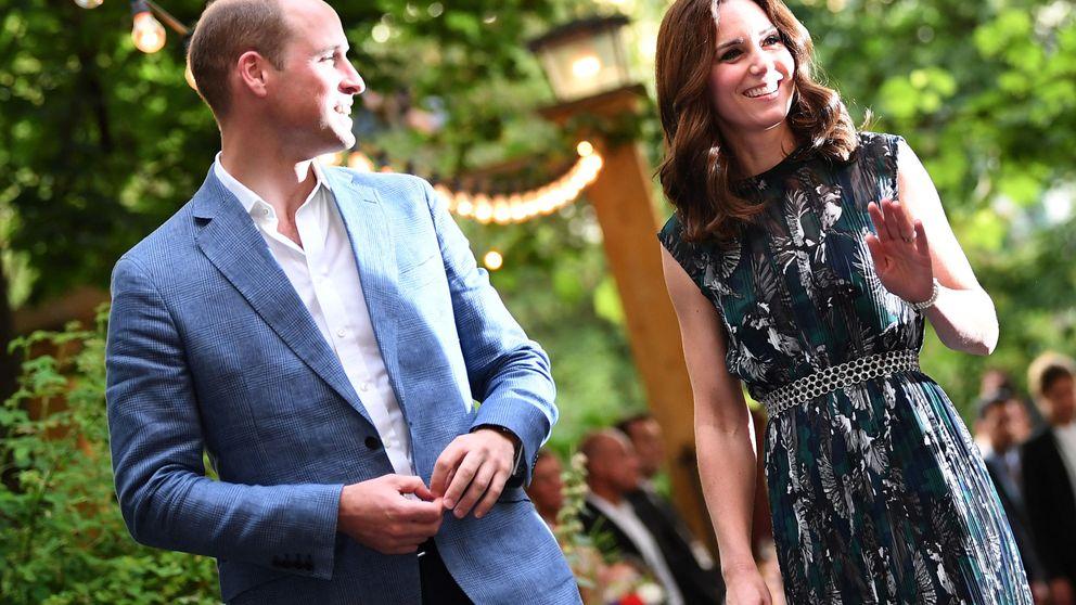 Kate Middleton, embarazada de su tercer hijo