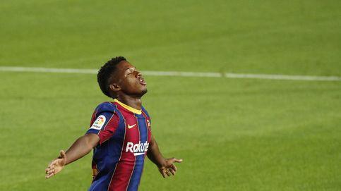 La revolución del Barça es Ansu Fati (4-0)