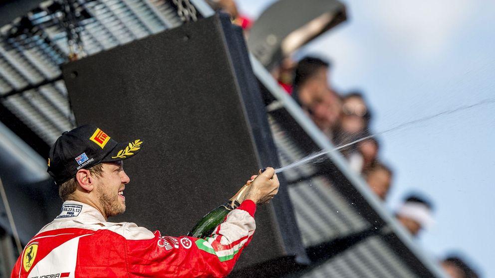Vettel: Esta es una llamada muy difícil para mí. Estaba equivocado