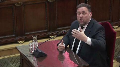 Junqueras se considera preso político y lanza guiños a Sánchez desde el Supremo