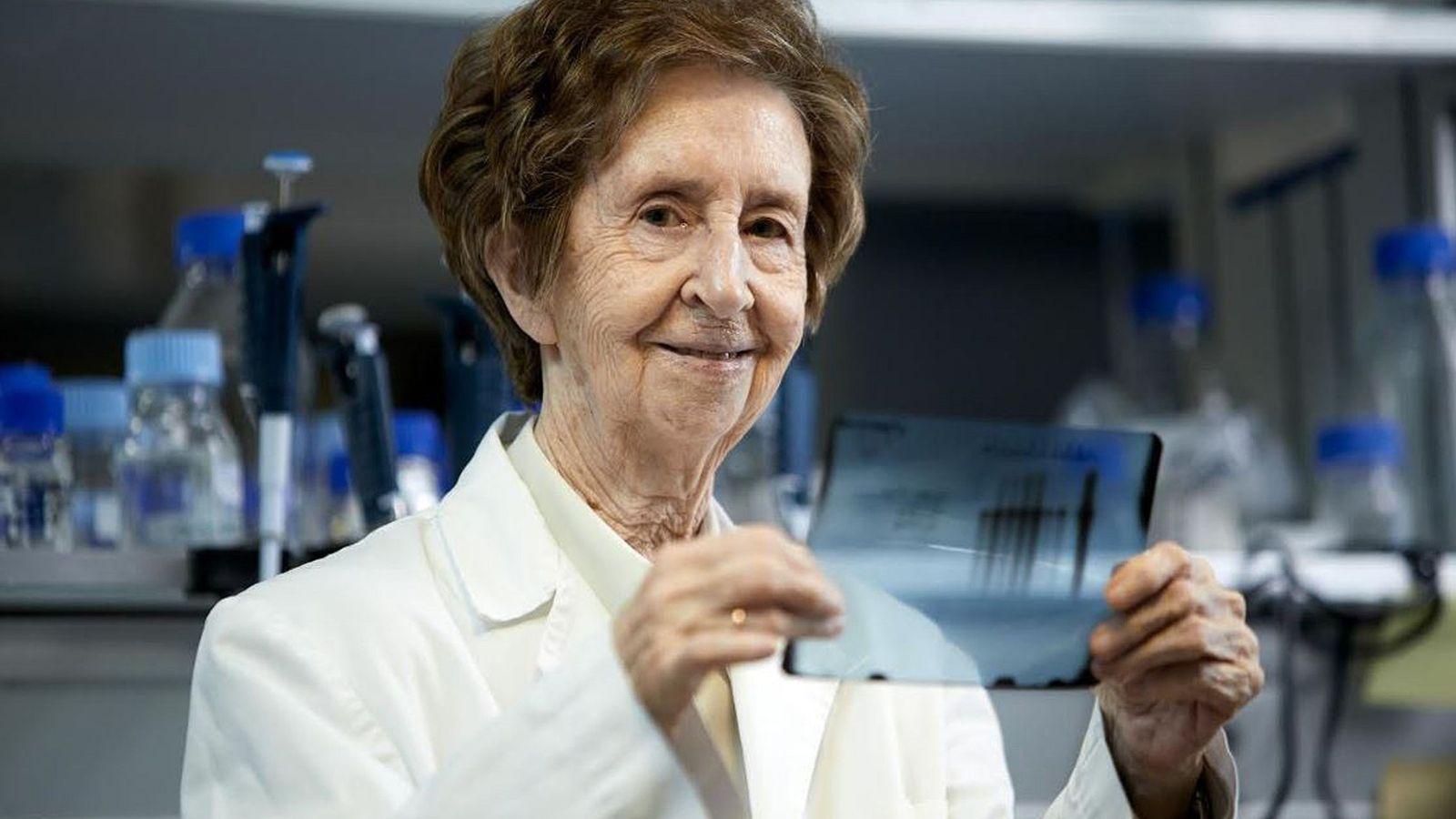Foto: La bioquímica Margarita Salas. (EFE)