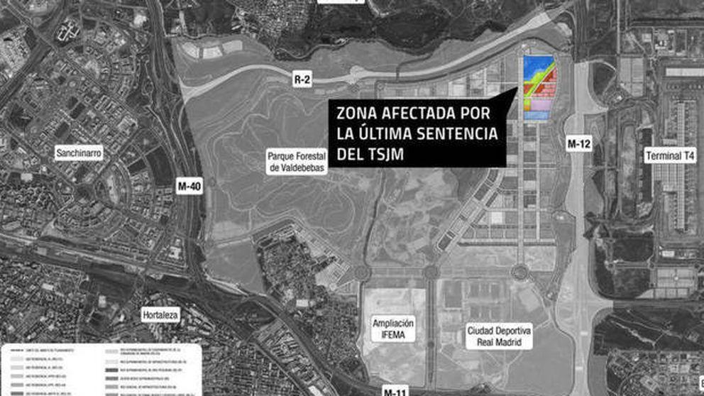 Carmena borra la vivienda libre de la pastilla de Valdebebas y quita 160 pisos a Pryconsa