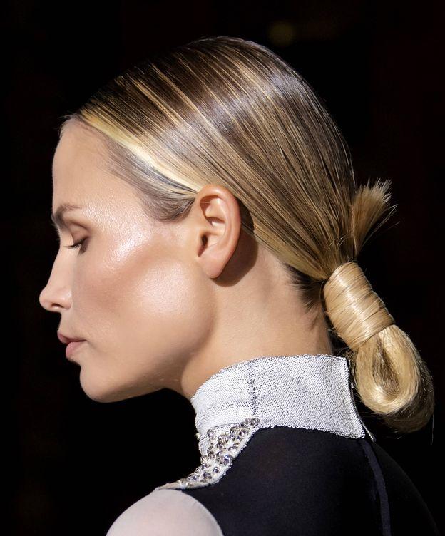 Foto: Potencian el brillo del cabello. (Imaxtree)
