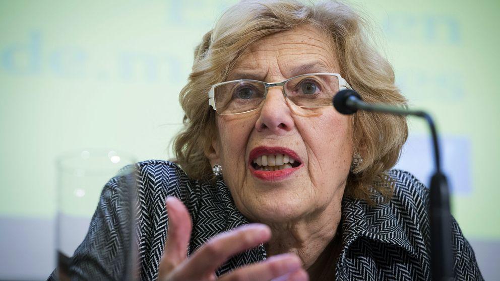 Carmena apuesta por un acuerdo de investidura entre Podemos, PSOE y C's