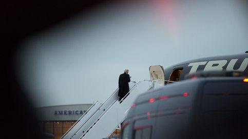 Los viajes de Trump para hacer gobierno