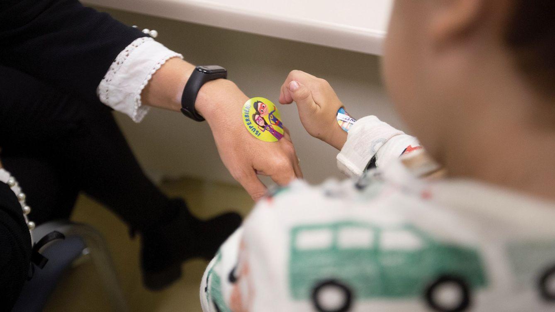Foto: El glioma difuso de línea media, uno de los tumores más agresivos y difíciles de tratar. Foto: EFE Marta Pérez