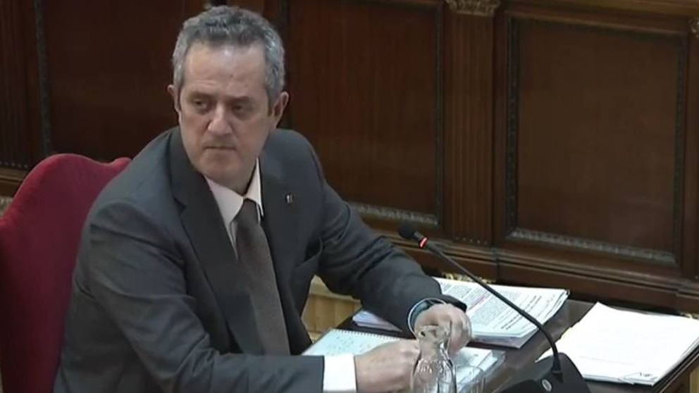 Las frases de Joaquim Forn en el juicio: Se cumplió con todas las órdenes de la Fiscalía